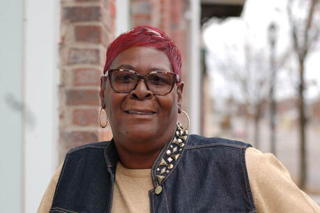 Pictured is Barbara Baker, Advocacy Director